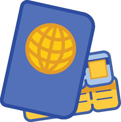 passaporte viagem