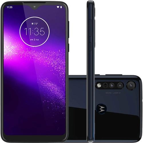 COne Macro, sendo um dos melhores celulares custo-benefício