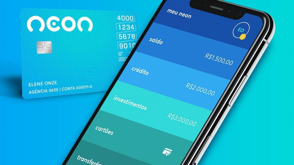 Melhores Bancos Digitais: Neon