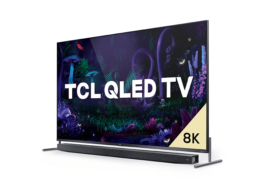 Tv da TCL é boa com 8k
