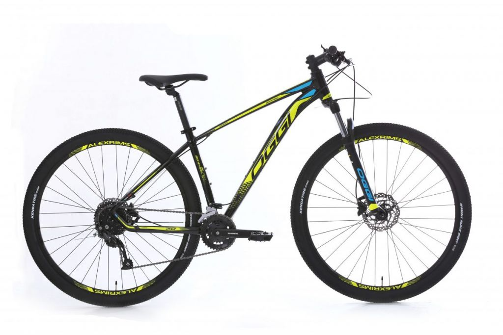 Melhor marca de bicleta: OGGI Big Wheel