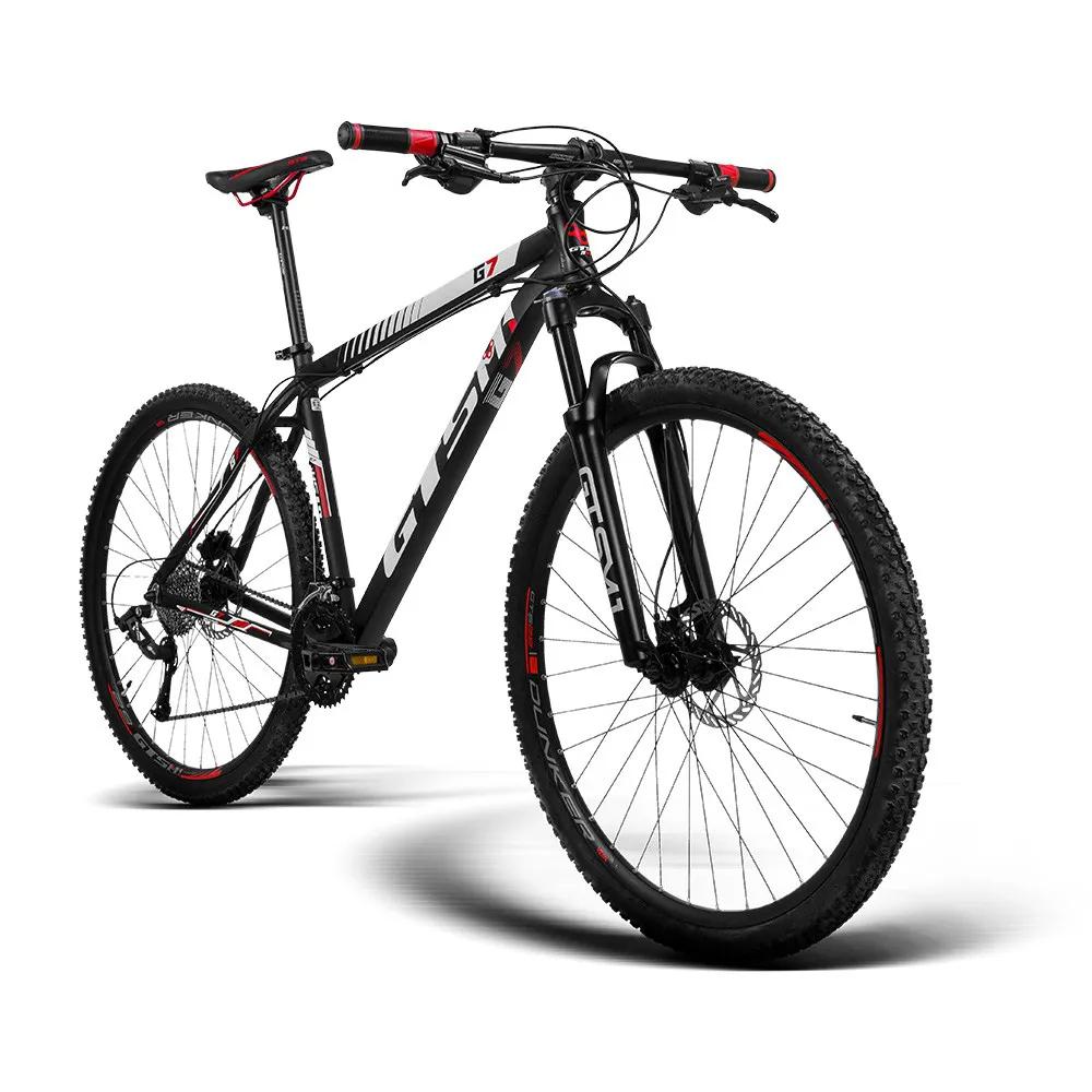 Melhor custo-benefício: bicicletas GTSM1