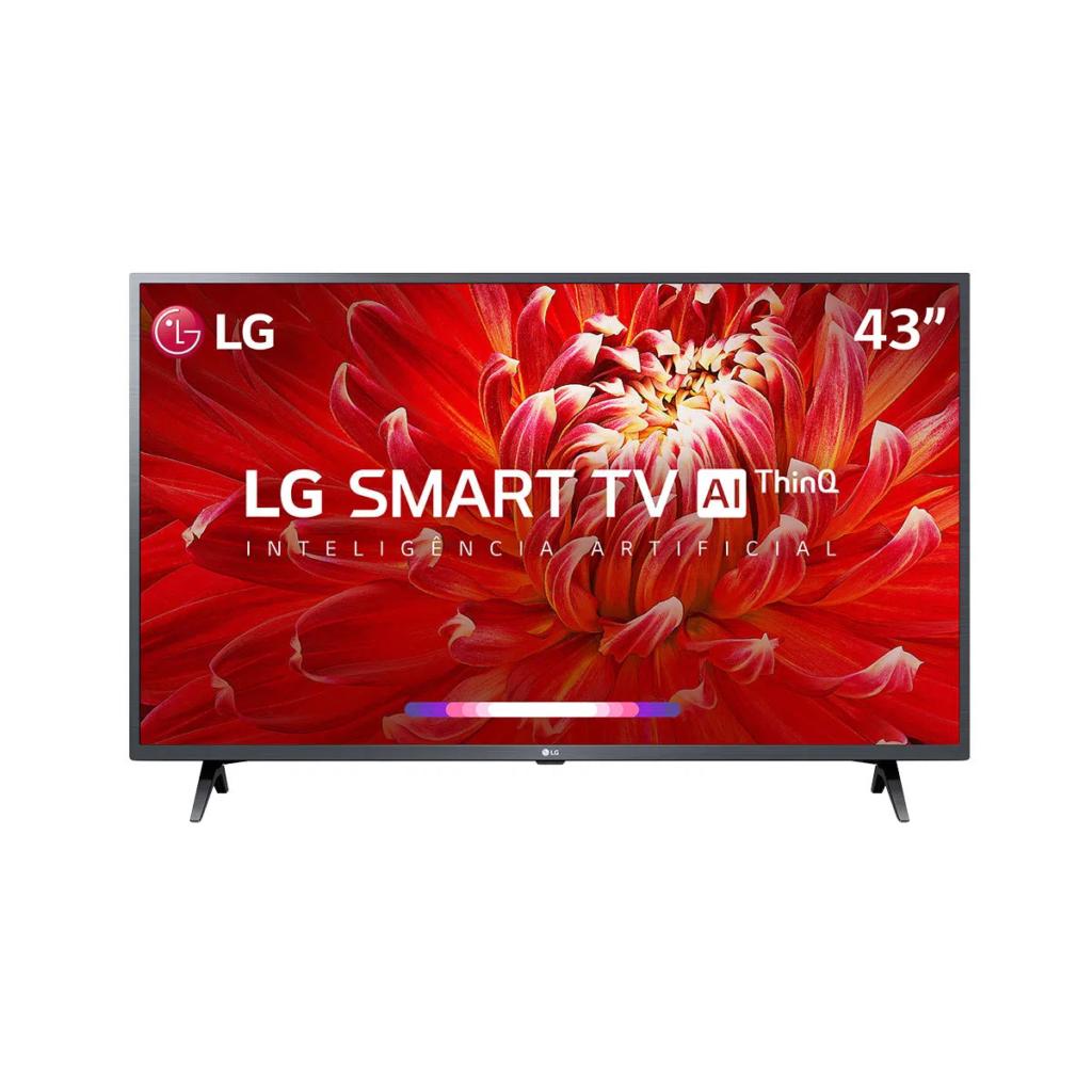 """Smart TV LED 43"""" LG 43LM6300PSB FULL HD"""