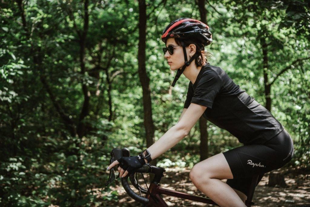 Equipamentos: Óculos de ciclismo