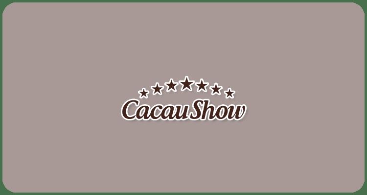 Cashback Cacau Show