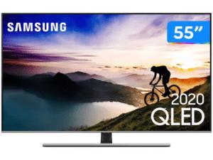 """Smart TV 55"""" QLED 4K"""