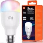 Smart Bulb Mi LED Xiaomi Color RGB White