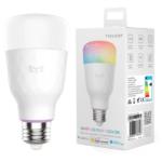 melhores lâmpadas smart: Yeelight Wi-Fi Soquete E27