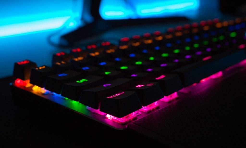 Os melhores teclados gamer