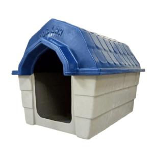 Casa Muvuca Azul Dog Lar